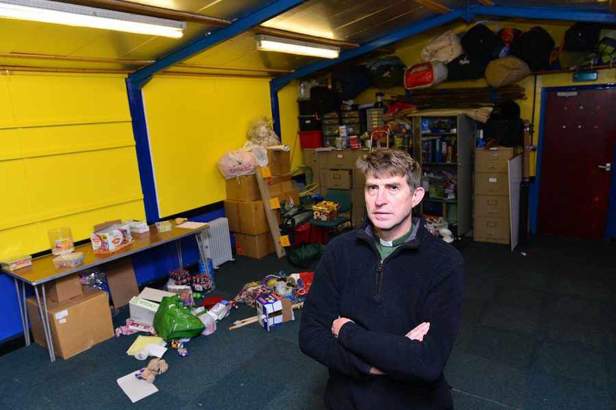 Bearwood scout hut and church raided in burglary