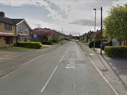 Arrest after woman's body found at Dudley housing complex