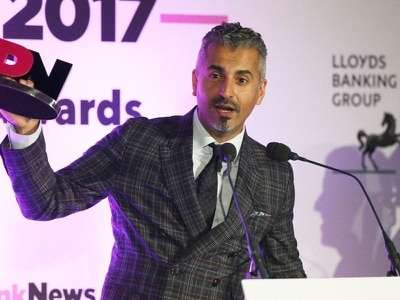 Maajid Nawaz injured in 'racially motivated' assault