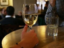 Smaller glasses prompt diners to drink less wine, study suggests