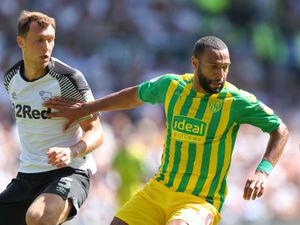 Derby County 1 West Brom 1 – Player ratings