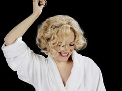Marilyn's life without the usual glitz and glamour on stage in Stafford