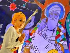 GALLERY: Thousands celebrate at gurdwaras for Guru Nanak's birthday
