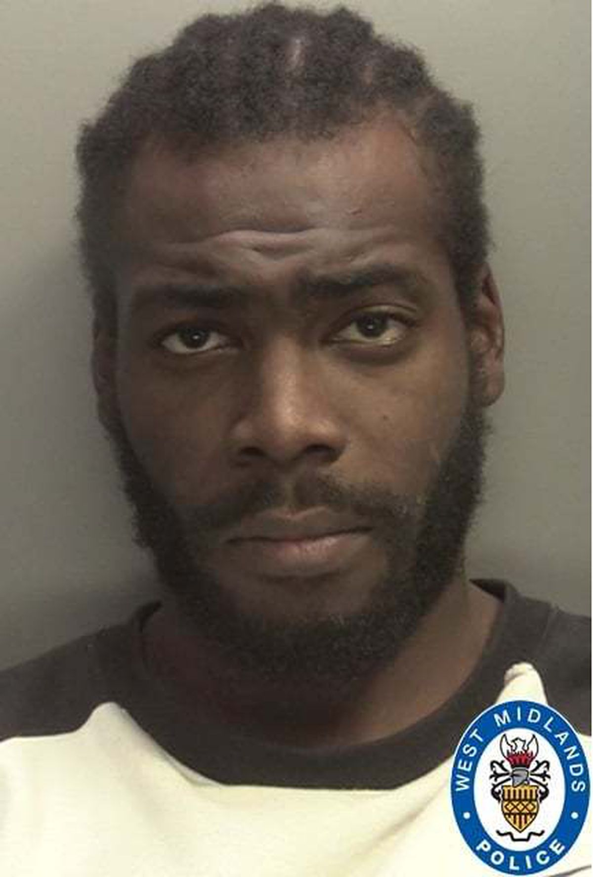 Brandon Blake, 24, is wanted by police