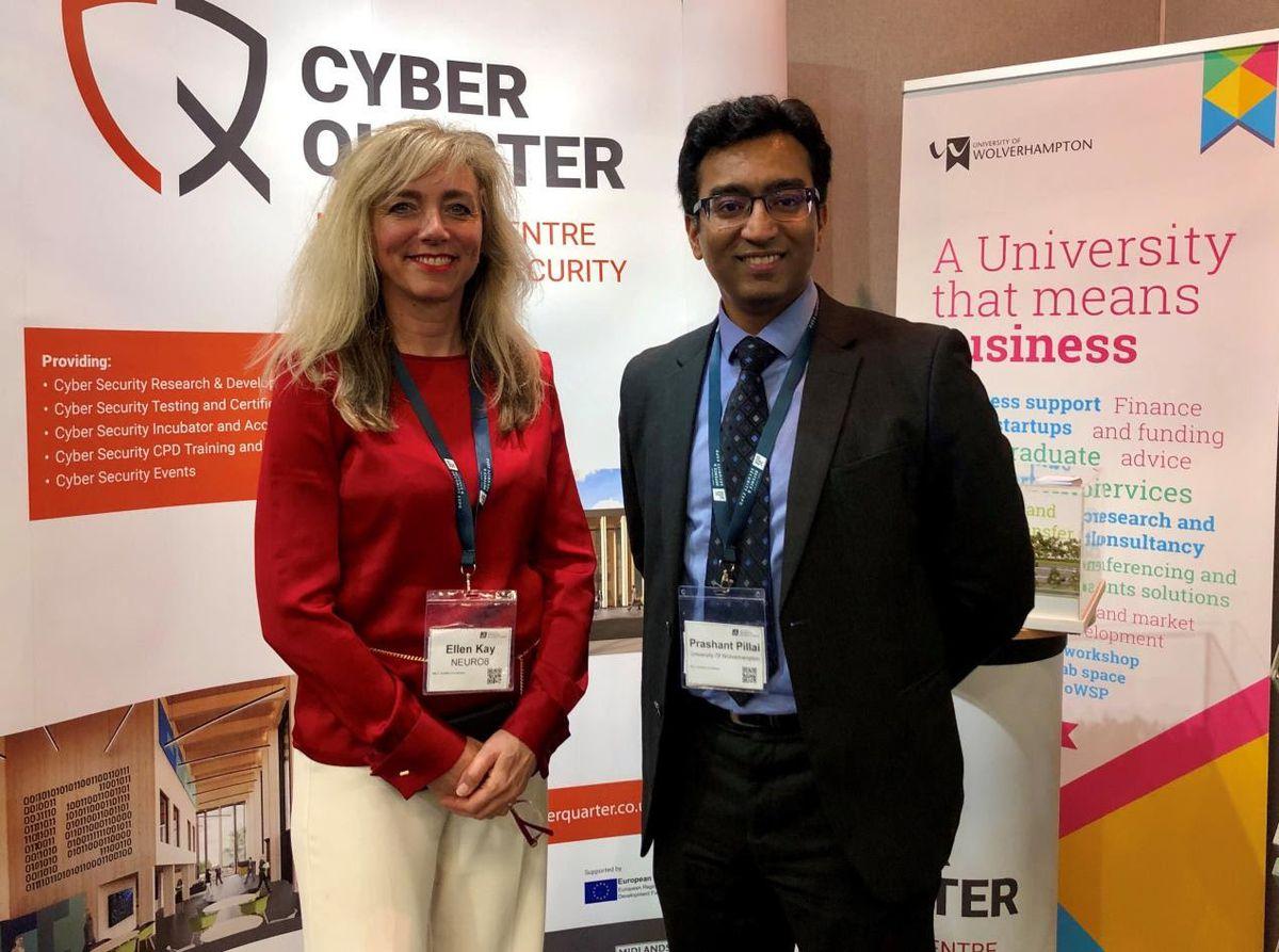 Ellen Kay, and Professor Prashant Pillai