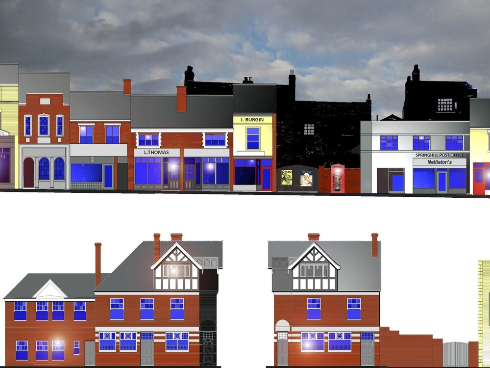 Black Country Living Museum expansion seen in artist images