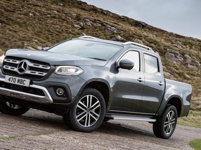 First Drive: Can the Mercedes-Benz X-Class pull off the premium pick-up truck