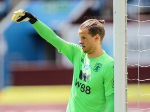 Orjan Nyland of Aston Villa. (AMA)