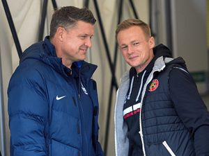 Dean Keates chats to Chris Marsh