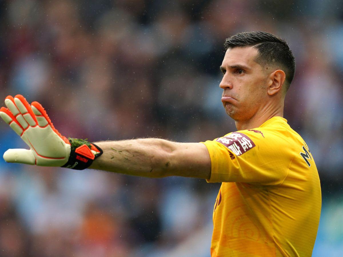 Aston Villa goalkeeper Emiliano Martinez is currently in Croatia with team-mate Emi Buendia