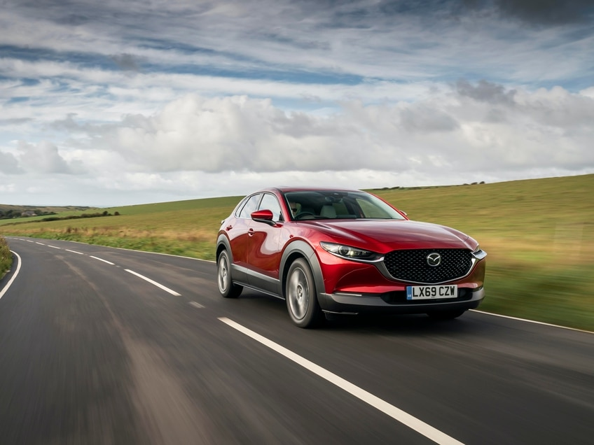 UK Drive: The Mazda CX-30 is a crossover for those that enjoy driving