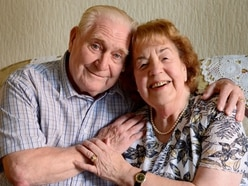 Chance encounter on the dance floor leads to 60 happy years for Wednesfield couple