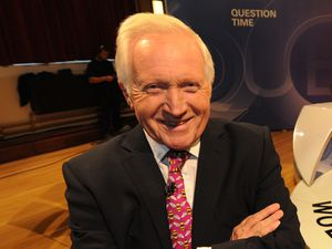 David Dimbleby – chairman-in-waiting?