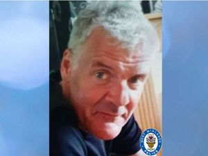 Keith Walker has been missing since Monday morning (Image by West Midlands Police)