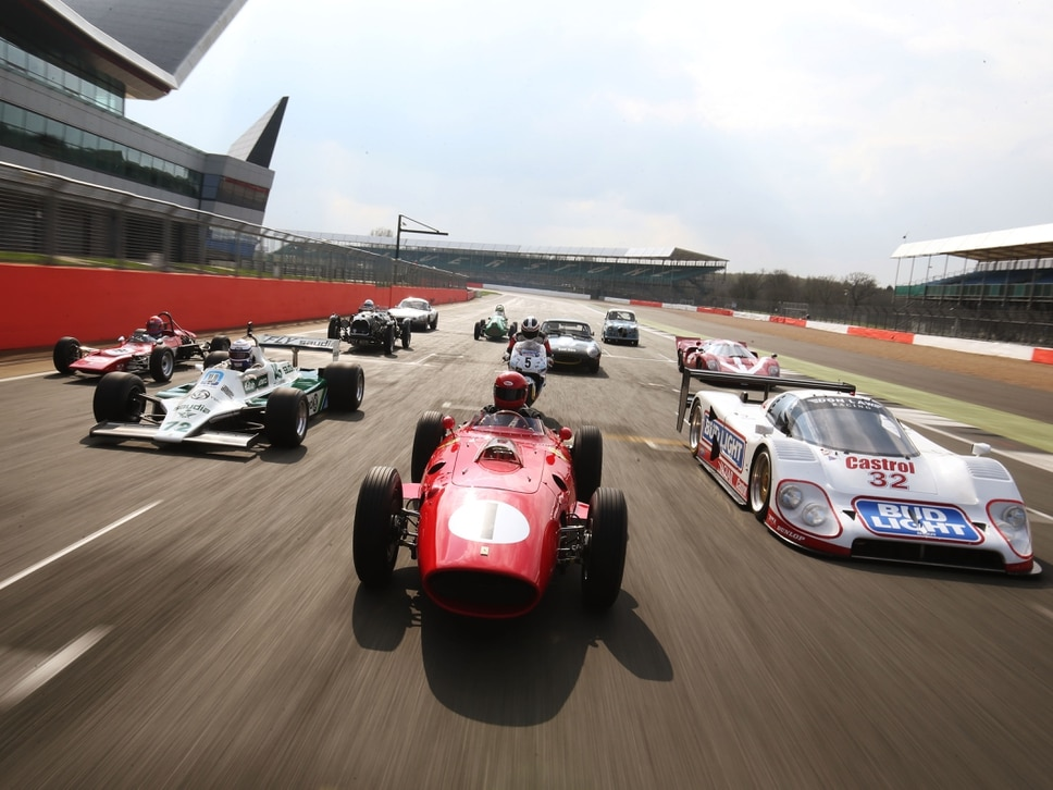 WIN: Tickets to Silverstone Classic