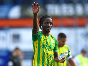Romaine Sawyers has returned to West Brom as passmaster with a calming influence