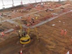 Archaeologists finish excavation of Curzon Street site ahead of HS2 - with VIDEO