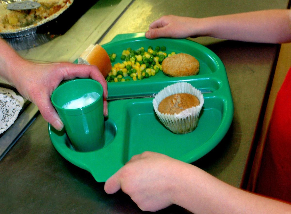 The cost of school meals is set to rise