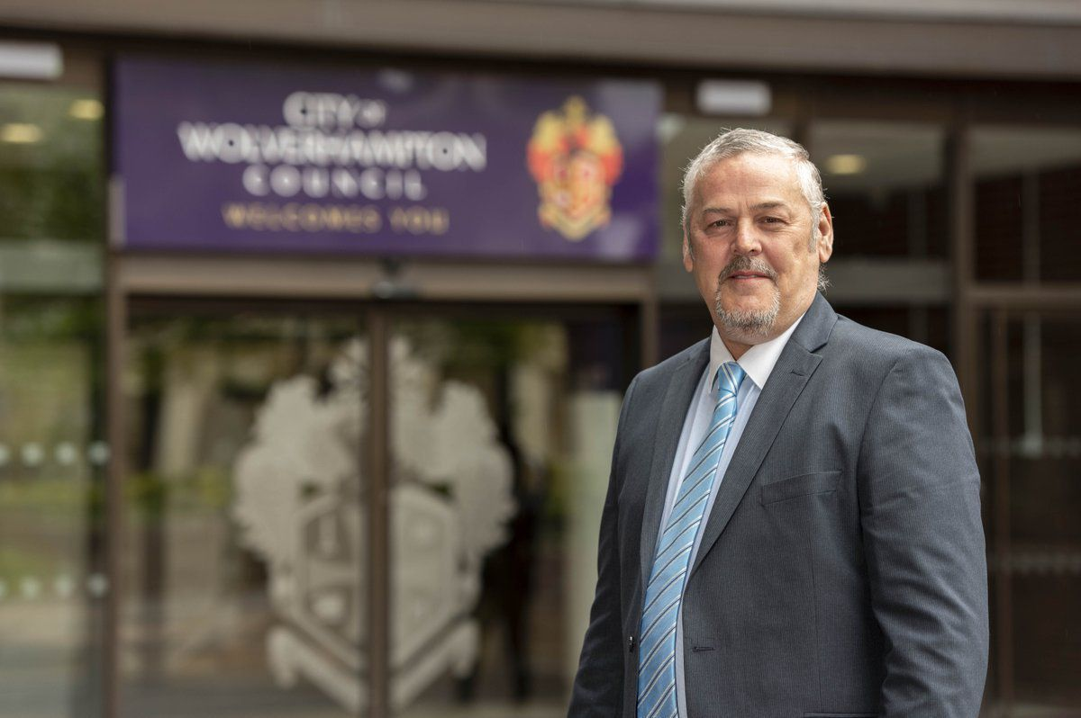 Wolverhampton Council Chief Councilor Ian Brookfield says some authorities have turned the other cheek