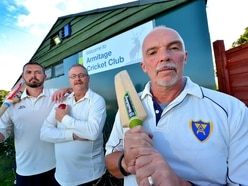 Cricket club knocked for six after raiders steal £3k worth of equipment