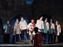 Last chance to watch record-breaking Macbeth in Stafford