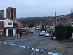 Pedestrian hit by car in Netherton