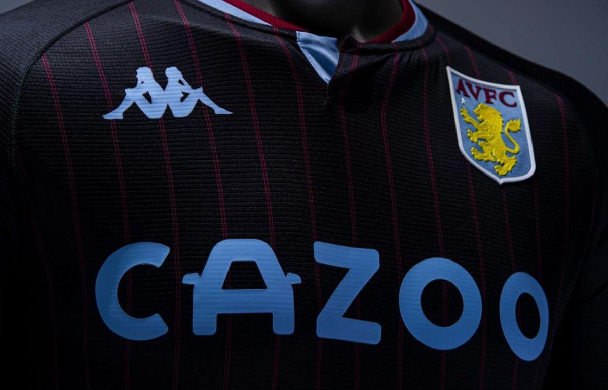 Aston Villa Reveal 2020 21 Away Kit Express Star