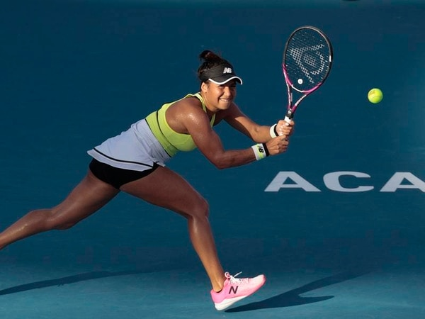 Heather Watson staves off late fightback to reach Mexican Open final