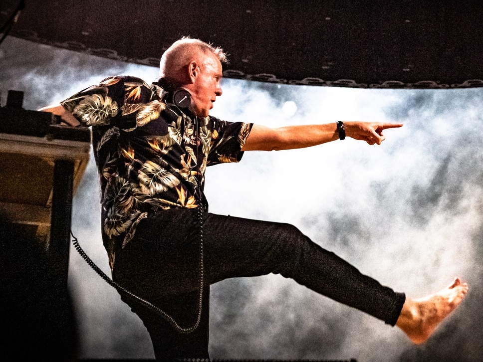 Fatboy Slim, Arena Birmingham - review and pictures