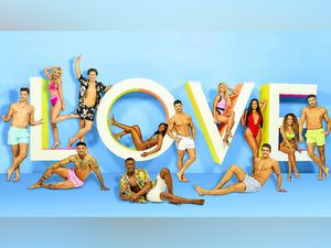 The current cast of Love Island in a promotional picture for the show
