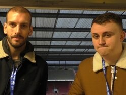 Leyton Orient 3 Walsall 1: Liam Keen and Luke Hatfield analysis - VIDEO