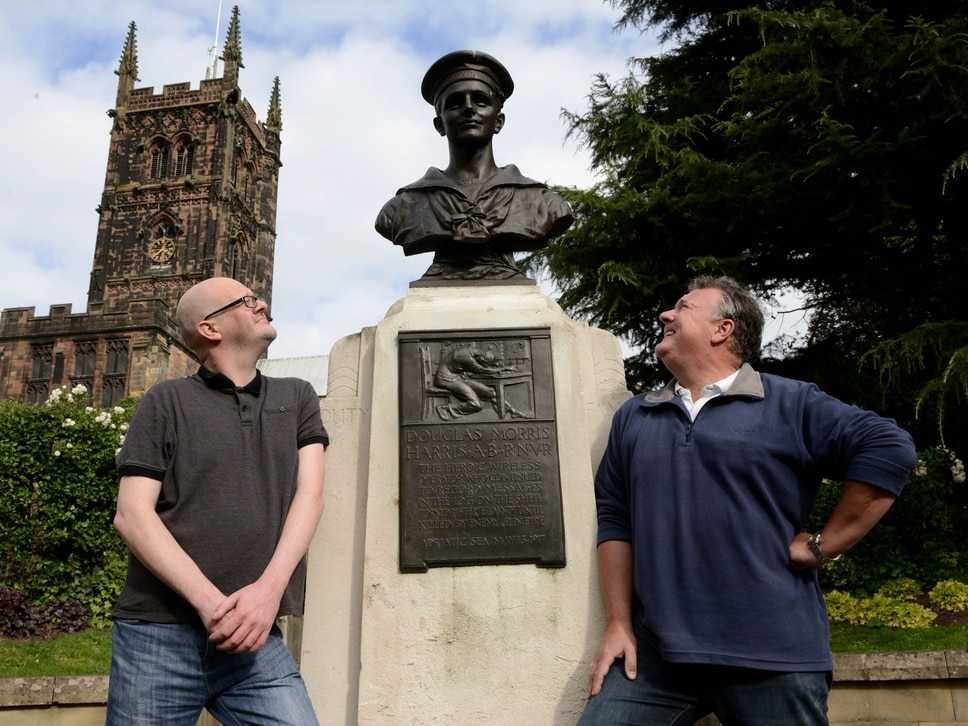 Meet the team dedicated to showing off Wolverhampton's history