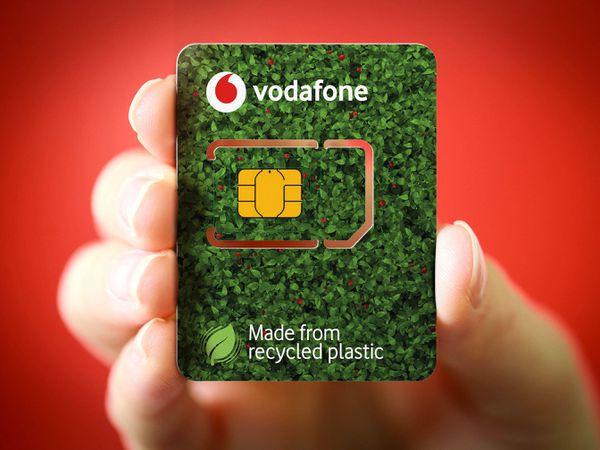 Vodafone Eco-Sim