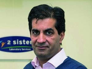 Ranjit Singh Boparan of 2 Sisters. Photo: Dave Warren