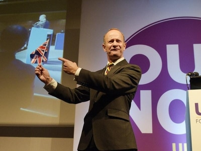 Ukip members gather to decide fate of leader Henry Bolton