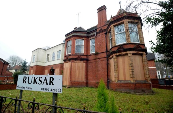 The Home In Park Avenue Closed February After A Poor CQC Inspection
