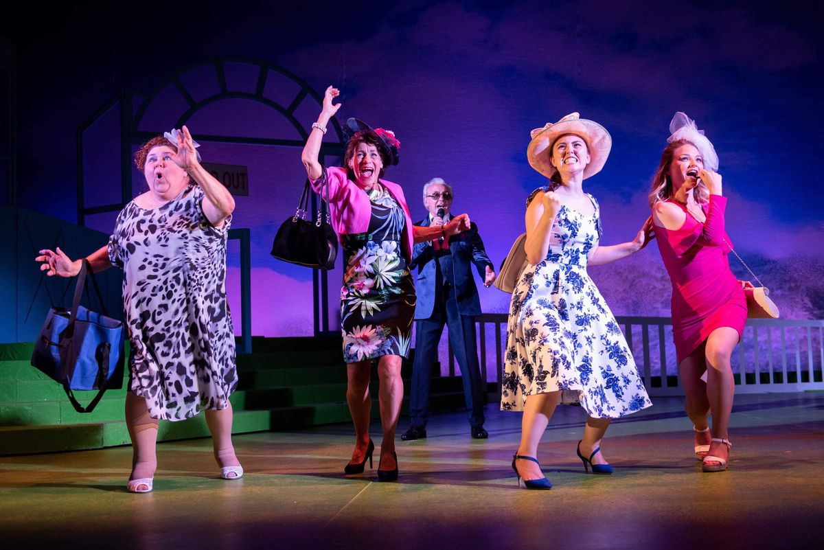 The theatre's successful in-house production Ladies Day