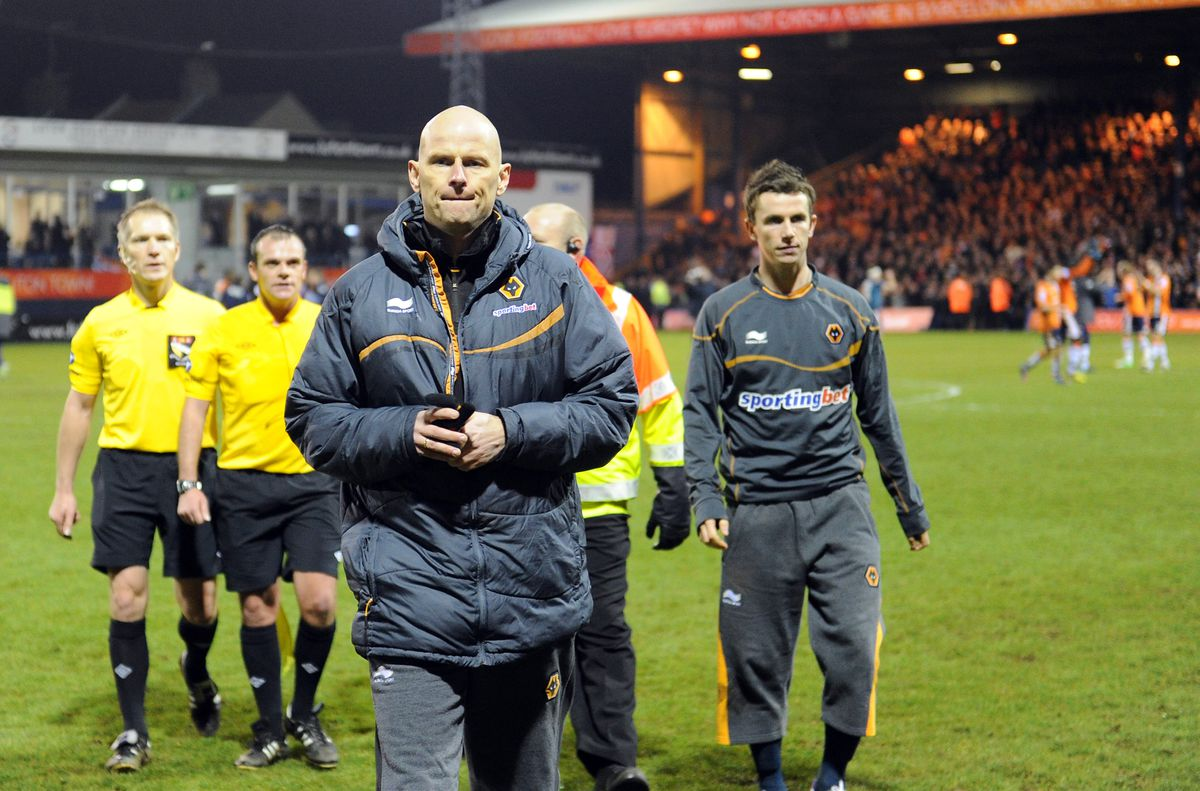 Stale Solbakken in his time at Wolves (AMA)