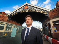 Springfield Brewery: Celebrity architect George Clarke praises 'inspirational' Wolverhampton University campus