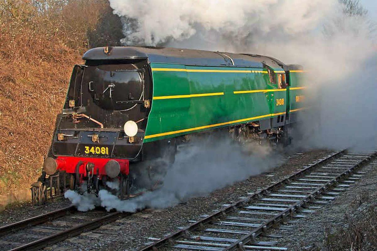 Festival of locomotives to mark star of Severn Valley Railway's events season
