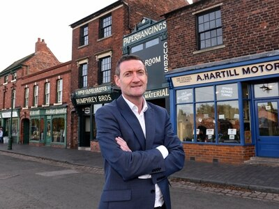 Black Country Museum boss is new AIM chairman
