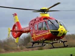 Two airlifted to hospital after serious crash in Lichfield