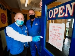 Bridgnorth Cliff Railway responds to criticism over strict face mask policy