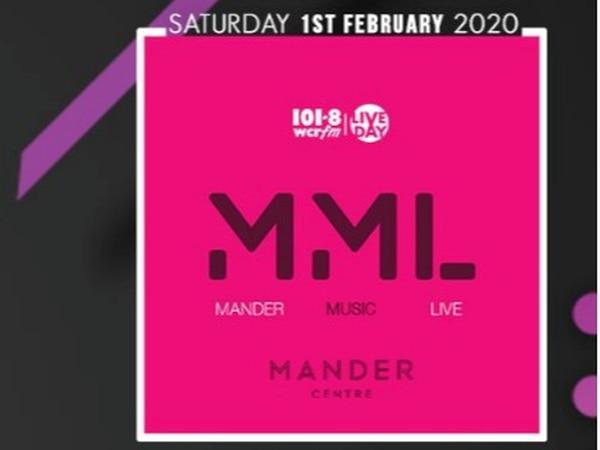 Mander Music Live at Mander Centre