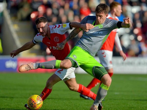 Dean Keates: Andy Cook has the right ingredients
