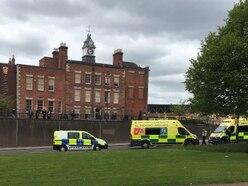 Biker seriously injured in Wolverhampton ring-road crash