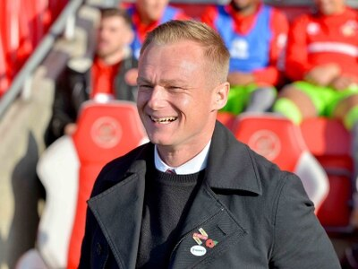 Walsall boss Dean Keates buoyed by improved Walsall performance