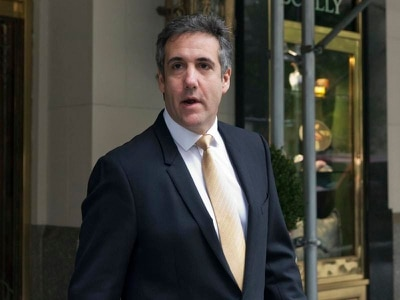 Trump's ex-lawyer 'in talks to strike plea deal in fraud case'