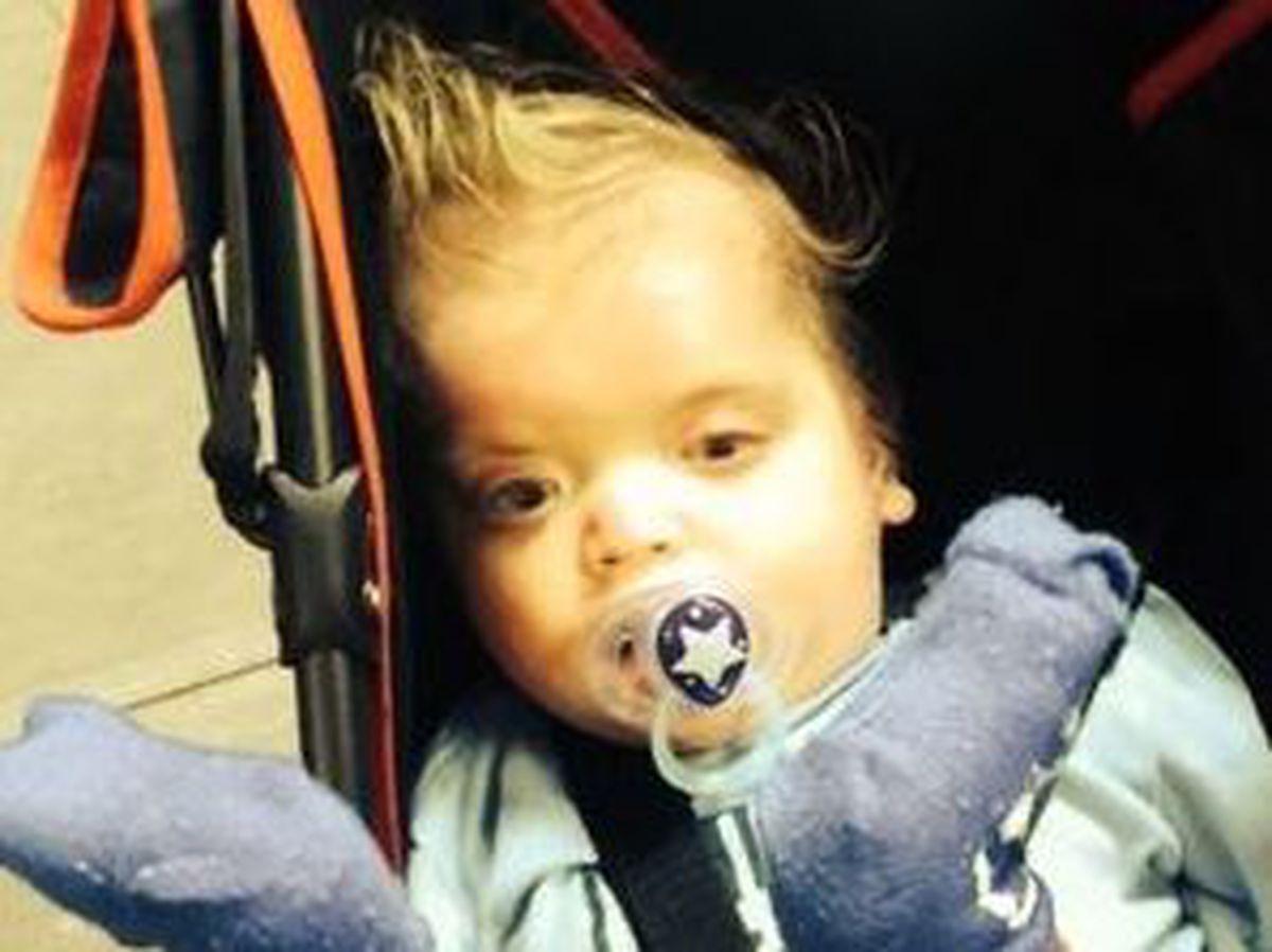 Jonnie Meek was aged three when he died