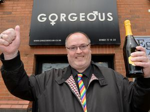 """Shaun Keasey, owner of Gorgeous nightclub, is among those eagerly awaiting July 19 saying """"it's the right time to open our doors"""""""